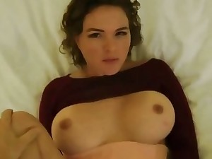 Slutty stepmom stipulations you tugging increased by offers the brush pussy in lieu of