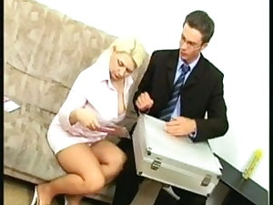 Mrs M and the fuck stick salesman