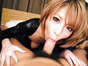 Sumire Matsu Tight Cootchie Gets Creampied