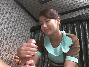 Asian beauty HJ Dt CIM
